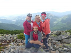 Фото из тура Карпатских гор перезвон, 17 июля 2017 от туриста ol4k