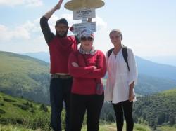 Фото из тура Карпатских гор перезвон, 29 июля 2017 от туриста Natalif