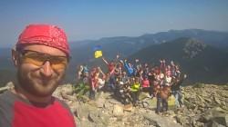 Фото из тура Карпатских гор перезвон, 14 августа 2017 от туриста Дарина