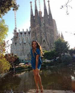 Фото из тура Солнечный поцелуй БарселоныБарселона + Ницца + Венеция, 30 августа 2017 от туриста Марина