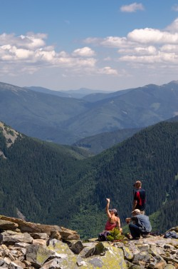 Фото из тура Карпатских гор перезвон, 29 июля 2017 от туриста le_duvet