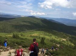 Фото из тура А над Говерлой - облака!, 19 сентября 2017 от туриста Nata