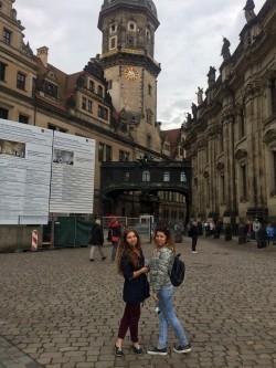 Фото из тура Любовь и голуби…Дрезден, Париж, Франкфурт и Прага!!!, 05 сентября 2017 от туриста Лена