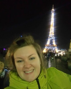 Фото из тура Романтические выходные в Париже, 17 октября 2017 от туриста Анна