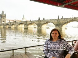 Фото из тура Супер блиц!!!Краков, Прага, Мюнхен, Вена, Будапешт!, 18 октября 2017 от туриста Lina