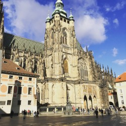 Фото из тура Пражские выходныеУикендПрага, Дрезден, Карловы Вары + Краков, 26 октября 2017 от туриста Natali