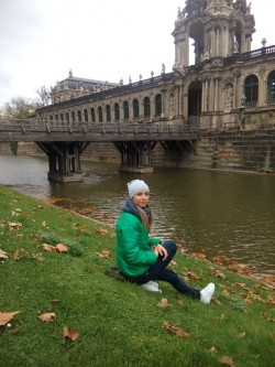 Фото из тура Три счастливых дняКраков, Прага + Дрезден, 25 октября 2017 от туриста Marina