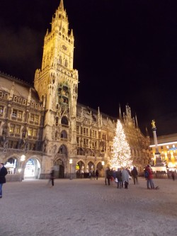 Фото из тура Европейские конфетки:Прага, Мюнхен, Вена, Зальцбург, Будапешт!, 03 января 2017 от туриста Странник