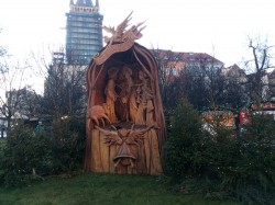 Фото из тура Пражское дежавюПрага + Вена, 14 декабря 2017 от туриста Александр Балабайченко