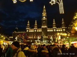 Фото из тура Лучше всех:Краков, Вена, Будапешт!, 14 декабря 2017 от туриста Алена