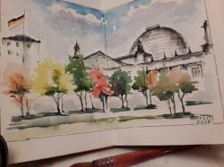 Фото из тура Столичный уикенд: Варшава, Берлин, Прага, Краков!, 27 сентября 2017 от туриста ЕА