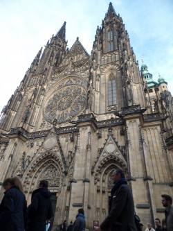 Фото из тура Столичный уикенд: Варшава, Берлин, Прага, Краков!, 03 января 2018 от туриста Julia