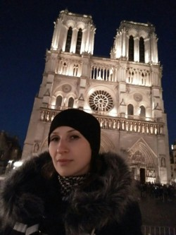 Фото из тура Романтические выходные в Париже, 17 января 2018 от туриста ekat