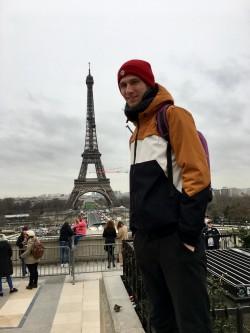 Фото из тура Французское настроение в Париже и Диснейленде!, 12 февраля 2018 от туриста AlexMarsov