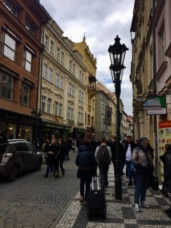 Фото из тура Душевный УикендКраков, Прага, Вена, Будапешт + Эгер, 23 марта 2018 от туриста Оксана
