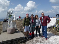 Фото из тура А над Говерлой - облака!, 29 апреля 2018 от туриста Братишка