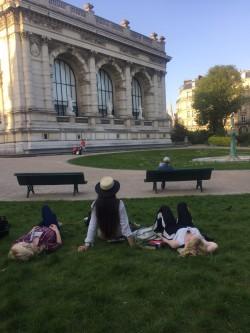 Фото из тура Жажда приключений Амстердам, Париж + Диснейленд, 02 мая 2018 от туриста Nikolaieva_A