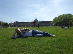 Фото из тура Французское настроение в Париже и Диснейленде!, 16 апреля 2018 от туриста Andy