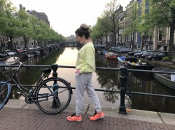 Фото из тура В Амстердаме и Париже... привлекали... зажигали..., 27 апреля 2018 от туриста Anna