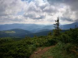 Фото из тура А над Говерлой - облака!, 22 августа 2017 от туриста Алёнка