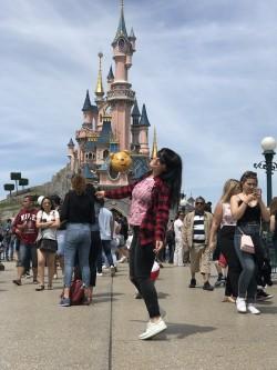 Фото из тура Парижа шик и блеска час!Диснейленд и Нормандия!, 19 июня 2018 от туриста Валя
