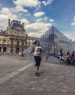 Фото из тура Жажда приключений Амстердам, Париж + Диснейленд, 04 июля 2018 от туриста Feofanovna1