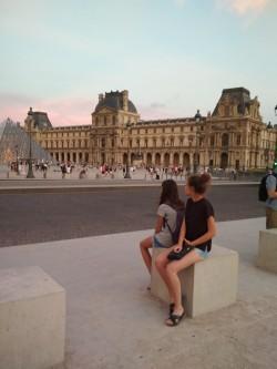 Фото из тура Французский Каприз или 4 дня в Париже!!!, 01 июля 2018 от туриста Вышиваю крестиком
