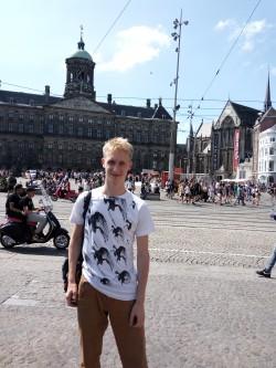 Фото из тура Мечтая о нем: Амстердам, Брюссель, Париж, Прага и Берлин!, 15 июля 2018 от туриста Kovura George