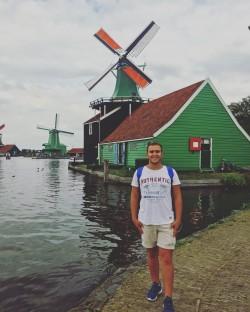 Фото из тура Амурные приключенияв Амстердаме и Париже!!!, 28 июля 2018 от туриста maxon7777