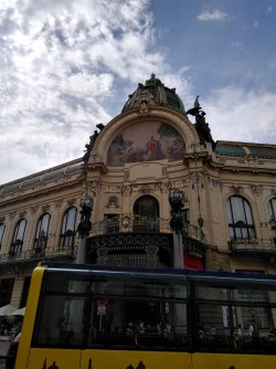 Фото из тура Шесть прекрасных мгновенийКраков, Прага, Вена + Будапешт и Егер, 21 июля 2018 от туриста ann_15