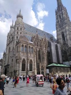 Фото из тура 6 прекрасных мгновенийПрага, Вена, Краков + Будапешт и Егер, 21 июля 2018 от туриста ann_15