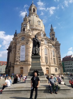 Фото из тура Три счастливых дняКраков, Прага + Дрезден, 06 сентября 2018 от туриста Юрій
