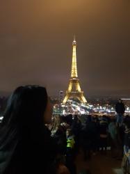 Фото из тура Романтические выходные в Париже, 29 декабря 2018 от туриста Helen