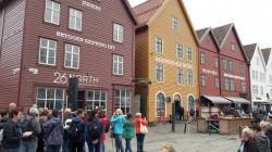 Фото из тура Скандинавские фьорды3 фьорда, 3 замка, 4 столицыЛедовик Нигардсбрин, Язык Тролля и Берген, 30 июля 2018 от туриста Вита