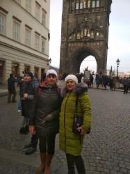 Фото из тура Приятный уикенд в Праге, 30 декабря 2018 от туриста Наталя