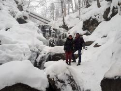 Фото из тура Свежесть родников Закарпатья… зимнее настроение, 04 января 2019 от туриста alexsandrit