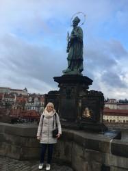 Фото из тура Душевный УикендКраков, Прага, Вена, Будапешт + Эгер, 09 января 2019 от туриста Юлія Полікарпова