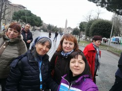 Фото из тура Загадочный Истанбул, 20 января 2019 от туриста Руслана