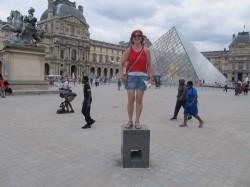 Фото из тура Французский Каприз или 4 дня в Париже!!!, 14 июля 2018 от туриста delfina