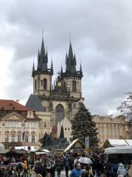 Фото из тура Ярмарки чудес:Краков, Дрезден, Прага, Вена и Будапешт!, 22 декабря 2018 от туриста Марина