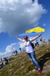Фото из тура А над Говерлой - облака!, 17 июля 2017 от туриста ОляЛя