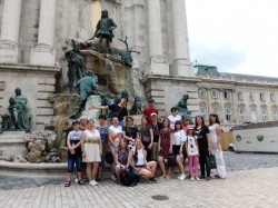 Фото из тура Венгерский чардаш! Вена и Будапешт, 18 июня 2019 от туриста Tanya