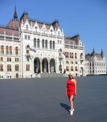 Фото из тура Шесть прекрасных мгновенийКраков, Прага, Вена + Будапешт и Егер, 23 июня 2019 от туриста Nadine