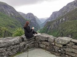 Фото из тура Скандинавские фьорды3 фьорда, 3 замка, 4 столицыЛедовик Нигардсбрин, Язык Тролля и Берген, 04 июня 2019 от туриста Tanya