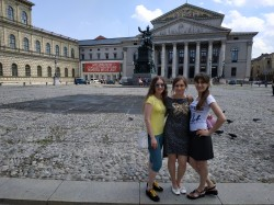 """Фото из тура Альпийское три """"о""""Мюнхен, замок Нойшванштайн, Цюрих и Вена!, 15 июня 2019 от туриста из Запорожья"""