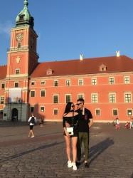 Фото из тура Французский для начинающихПариж, Нормандия, ДиснейлендВаршава, Берлин, Нюрнберг, Прага, 30 июля 2019 от туриста Ksuha
