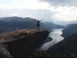 Фото из тура Путь на Север - Скандинавия или 8 дней в Норвегии!!!, 22 июля 2019 от туриста kashubanik