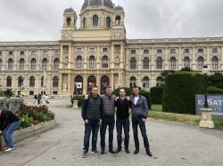 Фото из тура Венгерский чардаш! Вена и Будапешт, 12 июля 2019 от туриста Geriak