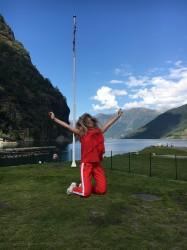 Фото из тура Скандинавские фьорды3 фьорда, 3 замка, 4 столицыЛедовик Нигардсбрин, Язык Тролля и Берген, 08 июля 2019 от туриста Юлиана