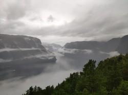 Фото из тура Скандинавские фьорды3 фьорда, 3 замка, 4 столицыЛедовик Нигардсбрин, Язык Тролля и Берген, 18 августа 2019 от туриста INGVAR